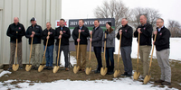 Link Mfg. Begins Construction of New Manufacturing Facility