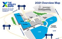 Utility Expo Outdoor Map