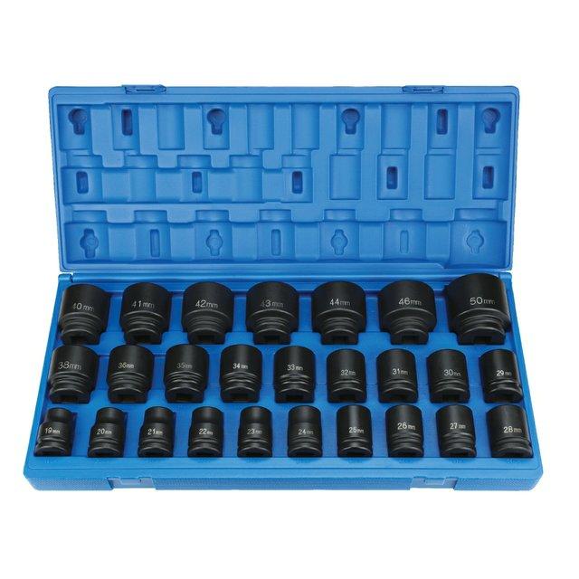 Grey Pneumatic socket kit