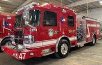 Spartan built Fire Truck