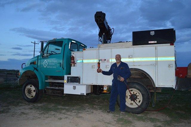 Eric Anthony - Spec My Truck July 2015
