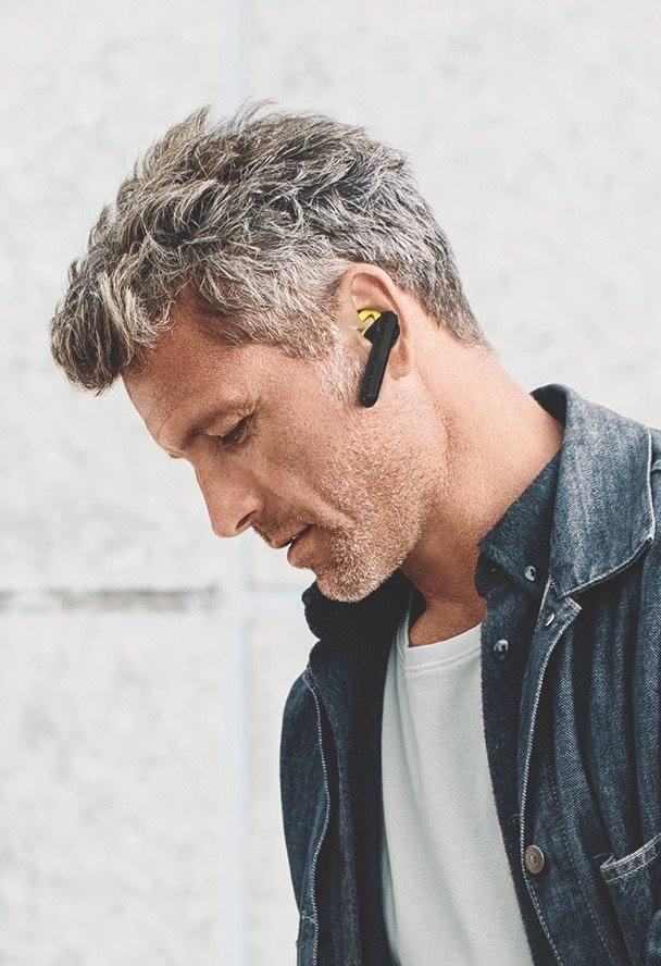 New Jabra Steel 2 headset
