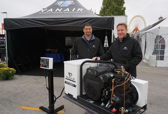 Van air FST3000+ Air