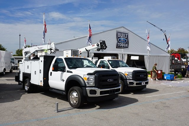 Ford at ICUEE 2015