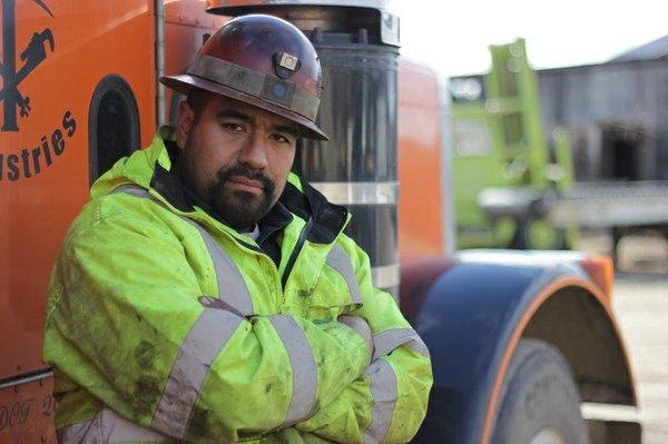 Juan Ibarra on Site