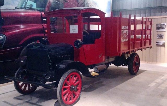 Capone Truck