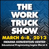 NTEA Work Truck Show 2014 Graphic