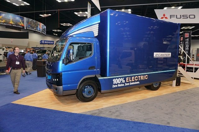 The Future Of Trucking Expected To Be Charged