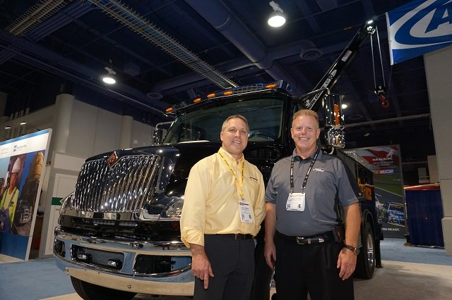 John Celoni Jr., president and CEO of Ramsay Industries