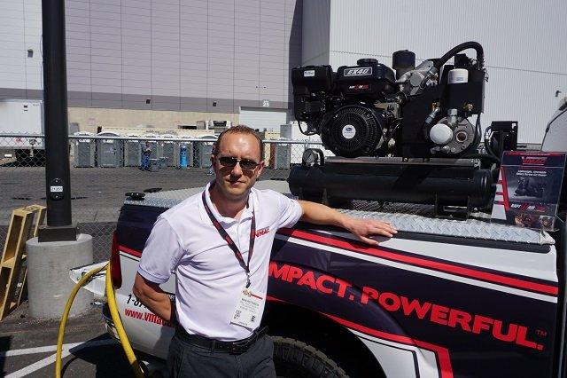 Mike Pettigrew, of Nanaimo, B.C.-based VMAC